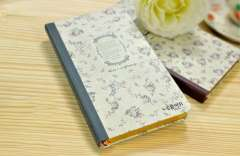 Min order $10 Free shipping Independent lianhua vintage diary 4