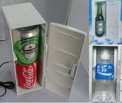 Big Capacity USB Fridge with Cooler and Warmer