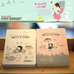 Min order $10 Free shipping Korea stationery biscuits girl cartoon notepad diary notebook notepad