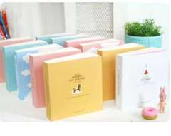 Min order $10 Free shipping Small fresh palm-sized episode square memo pad brief 4