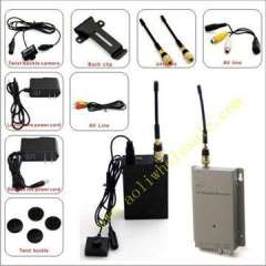 700mw Wireless Button Camera and Receiver kit