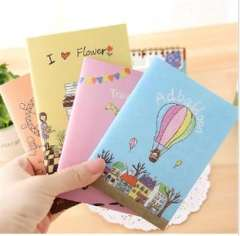 Min Order $10 Free Shipping Stationery Small Fresh Laptop Illustrator Notepad Mini Ben Prize