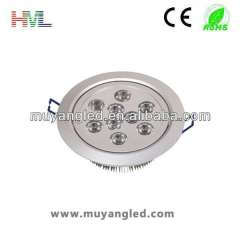 high quality square 9w led ceiling light