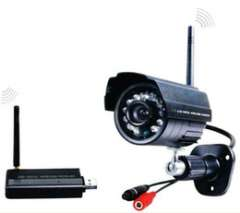 Wireless camera | Wholesale 2.4G Digital Wireless Security Kit