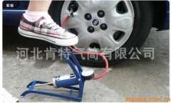 Folding pump | mini pump | foot pump | Foot inflatable tube | convenient pump