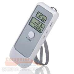 Double Display Screen Alcohol Tester Detector