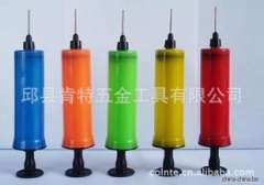 Plastic pump, ball special pump, small pump, gifts pump, pump