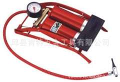 Foot pump, high pressure pump, high pressure foot pump, pump factory, twin-tube gas cylinder