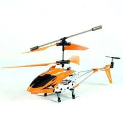 3.5 -channel remote control airplane model | Mini models toy model king orange