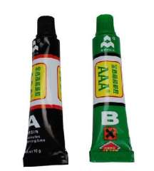 Triangle AAA super glue / glue transparent A + B (20g)