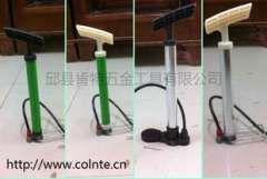 Kent supply pump, small pump, portable pump, bicycle pump, twin-tube gas cylinder