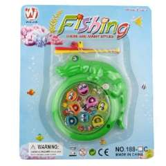 On the chain fishing toys