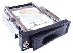 CD-ROM Space 3.5' SATA HDD Mobile Rack with Safe Lock