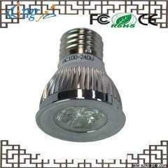 3W Epistar LED spot with E27 base