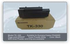 Copier Toner Cartridge TK-330 For Kyocera FS-4000D