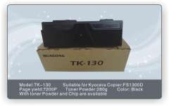 TK-130 Toner Cartridge For Kyocera FS-1300D