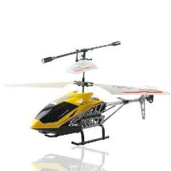 The latest remote control aircraft | 3.5 -channel remote control airplane model | Yellow