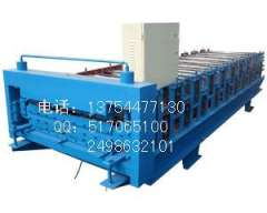 Liaoning Xinfeng factory direct 840 900 double tile press, high-quality color steel tile press equipment Specials