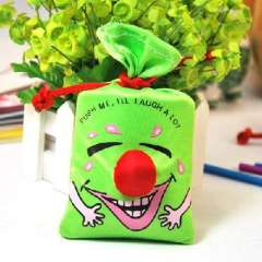 Funny toys whole person - Queen laugh Bag | random colors