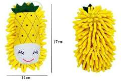It can be hanging coral multi-purpose towel - pineapple