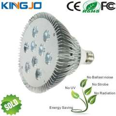 Daylight White 9W 100-277v led par light par38