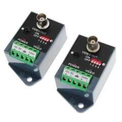 Wholesale 351RT CCTV Twisted Pair Video Balun 60DB Rejection UTP Transceiver