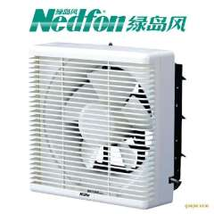 Green Wind louvered ventilator, Green Wind ventilator specifications