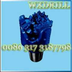 IADC111 Steel Tooth Tricone Drill Bit for Water Well