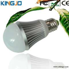 cool white E27 5W LED lamp replace 40w incandescent lamp