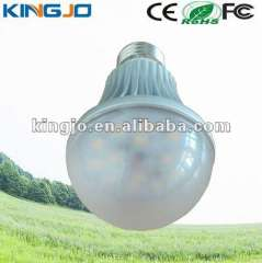 CRI80 e27 7w led light bulbs