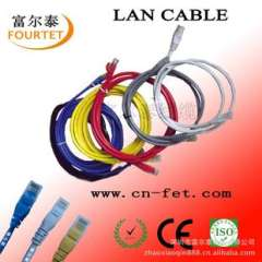 Supply of super five, six 24AWG 26AWG UTP RJ45 patch cords | molding lines