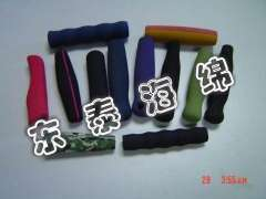 Supply Manual carts protection handle sets, wheelchair handle sets, handle sets in various colors thickness customized call