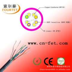Supply of UTP | Category 6 UTP network cable halogen environmental protection | indoor and outdoor network cable