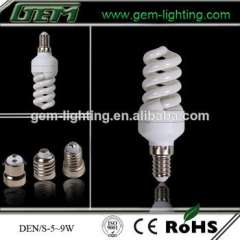 High quality CFL LAMP FULL SPIRAL LAMP 8000H CE QUALITY