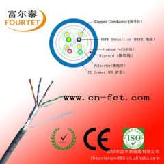 24AWG copper over channel testing network cable | UTP cable | Network cable