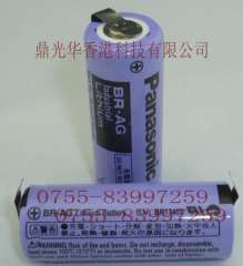 Fanuc \PLC\CNC Panasonic BR-AG Lithium Battery \primary Battery 3v With Plug