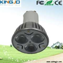 Us popular 3w gu10 led spotlight with high power