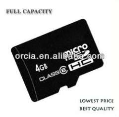 2GB Micro sd Memory Card + Adapter