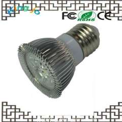LED light mini spot with E27 base
