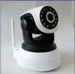 Wholesale 0.3MP HD P2P Wifi Network Camera IP Camera
