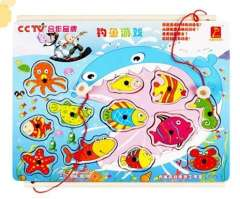 CCTV cooperation products | Children's toys | fishing game 8128-1