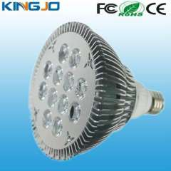 Low Light Decay 12W Par38 Led Spot Light MR16 220V