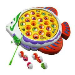 Children's toys - Large electric fishing game ( 685-18 )