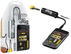 IRIG IK Multimedie iRig Guitar Adapter Cable Pre Ampli Amplitube
