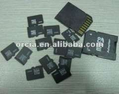 real micro sd card tf cards with adapter retail package