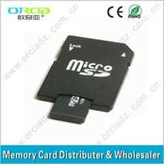 Custom Micro SD Memory Card 2GB with Packing Design