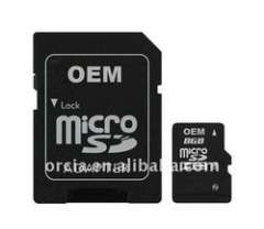 Micro SD 2GB Memory Card