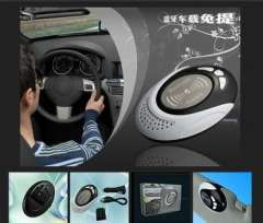 multi-function bluetooth car kit, Wireless Bluetooth Handsfree Speaker, stereo bluetooth car kit for phone for music