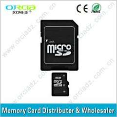 Mini memory card for mobile phone with adapter