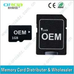 New 8GB MicroSD Micro SD TF Memory Card Mini SD 8G 8 GB + Adapter